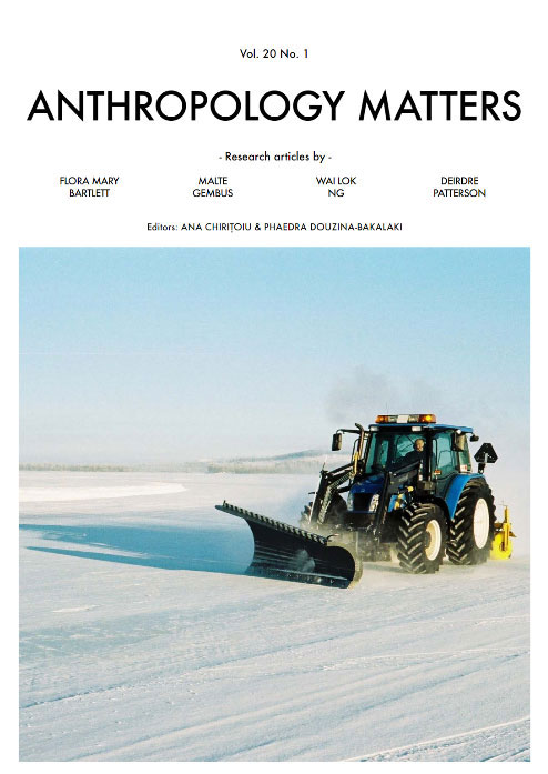 Anthropology Matters Journal